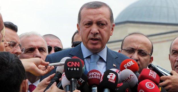 Guardian: Erdoğan'ın hatası, barış yerine savaşı seçmesi