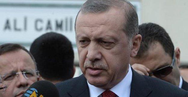 Erdoğan'dan akademisyenlere: Bunlar zalimdir alçaktır