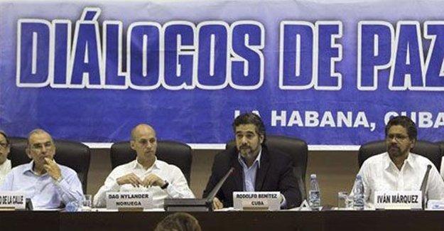 FARC: Barış anlaşmasının önünde engeller var
