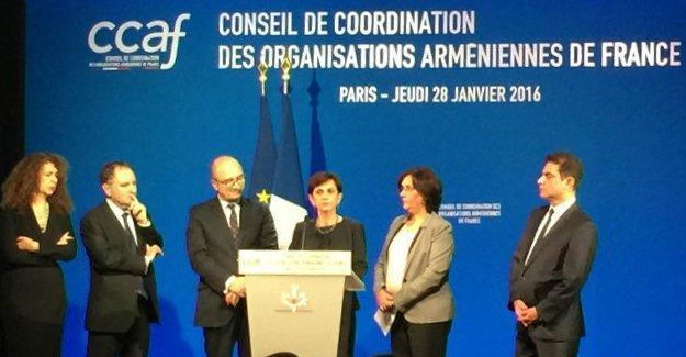 Fransa Ermenilerinden İHD'ye cesaret ödülü