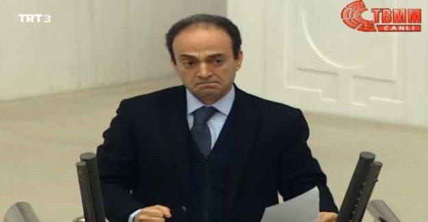 Gözyaşlarını tutamayan Baydemir, Meclis'te isyan etti: 'Edi bese, edi bese!'