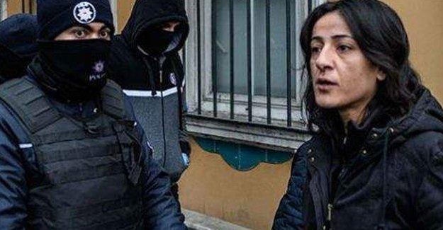 HDP Beyoğlu İlçe Eş Başkanı Gözaltında