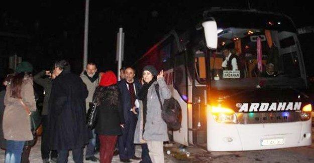 HDP delegeleri 'Botan Yürüyüşü' için Cizre'ye gidiyor