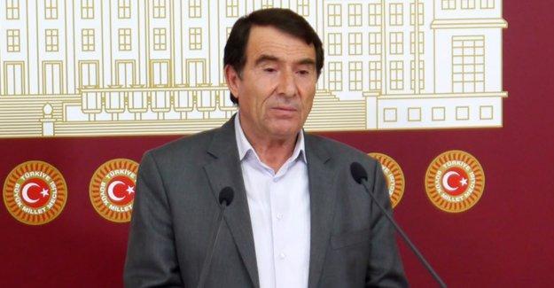 HDP eski milletvekili Halil Aksoy tutuklandı