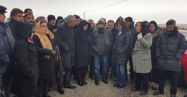 HDP heyetinin Şırnak'a gidişi yine engellendi