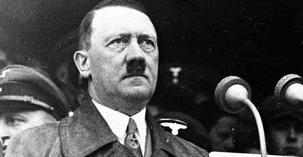 """""""Hitler örneği, diktatörün duygularını gösteren ender bir dürüstlük anı"""""""
