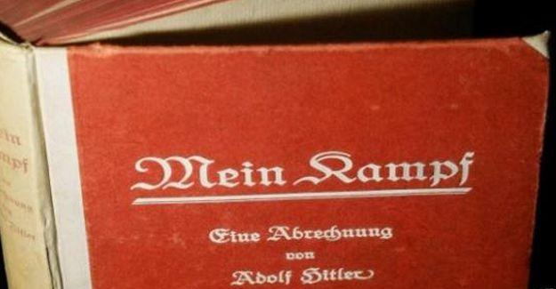 Hitler'in kitabı 70 yıl sonra ilk defa basılacak