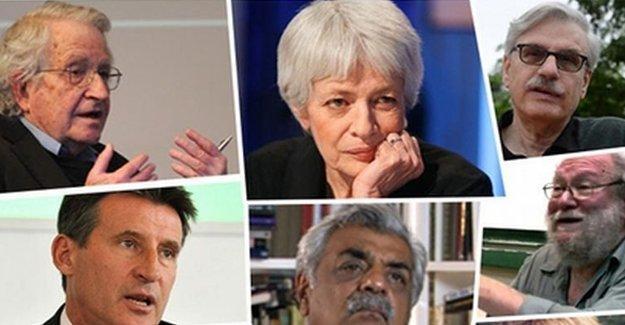 Bir bildiri de dünyadan: IŞİD'e yardımı ve Kürtleri ezmeyi durdurun