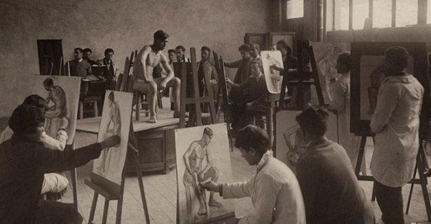 Kadın illüstratör Bozcalı'nın sergisi SALT'ta