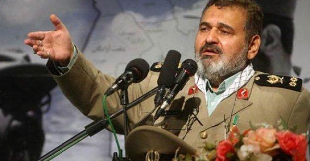 İran Genelkurmay Başkanı: Gözaltılar ABD Kongresi'ne ders olsun