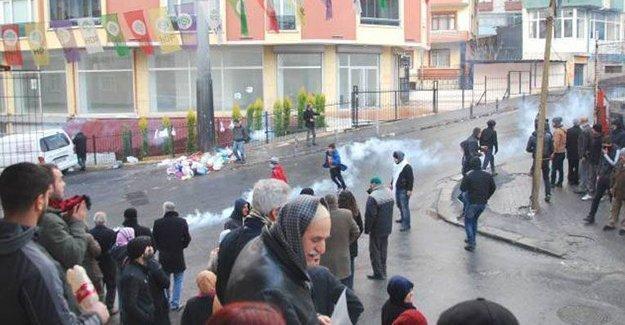 İstanbul'da vurulan Işık'ın durumu kritik