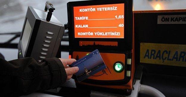 İstanbul'da 'ücretsiz toplu taşıma' kısmen 1 hafta uzatıldı