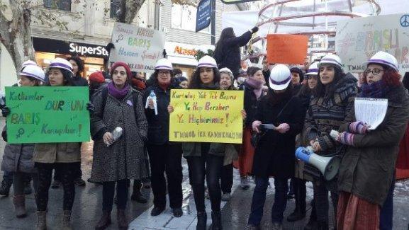 Kadınlar: Kürdistan'daki savaş tüm halklara karşı yapılıyor
