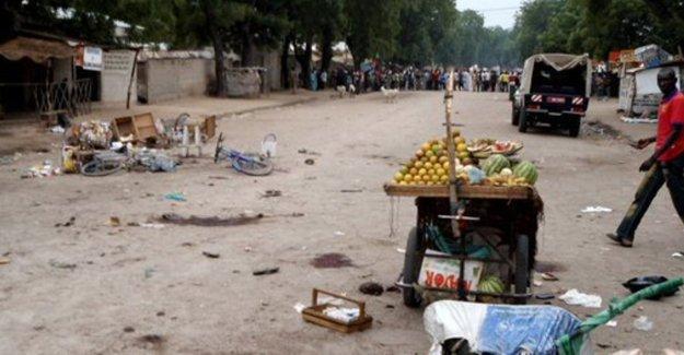Kamerun'da intihar saldırısı