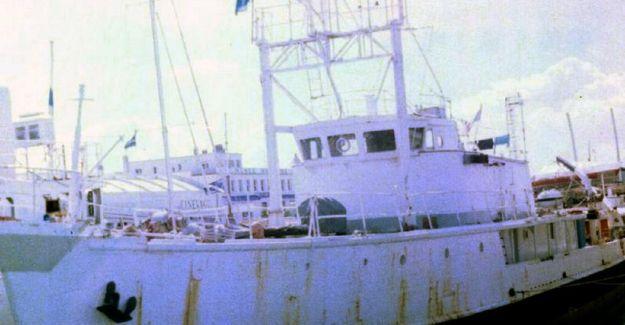 Kaptan Cousteau'nun gemisi Calypso yeniden denize açılıyor