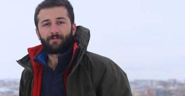 Kars'ta DİHA muhabiri gözaltına alındı