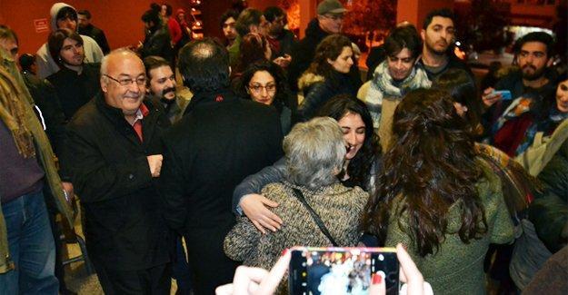 Kocaeli'de akademisyenler serbest bırakıldı