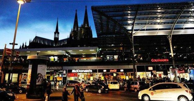 Köln'de sığınmacılara saldırılar arttı