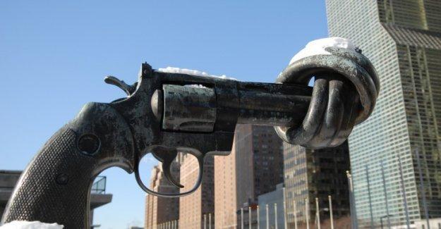 Küresel silah ihracatı anlaşmalarının yarısını ABD yaptı