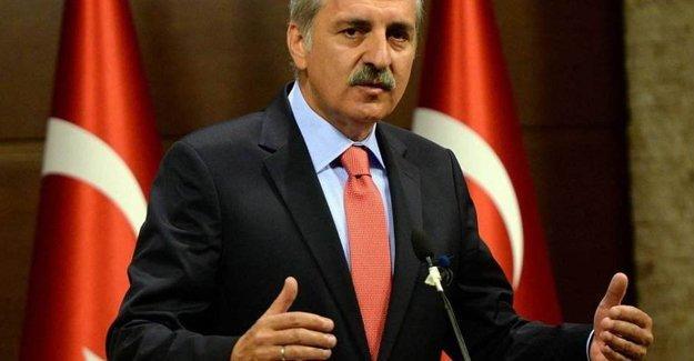 Kurtulmuş: HDP barışın diliyle konuşmaya gayret göstermelidir