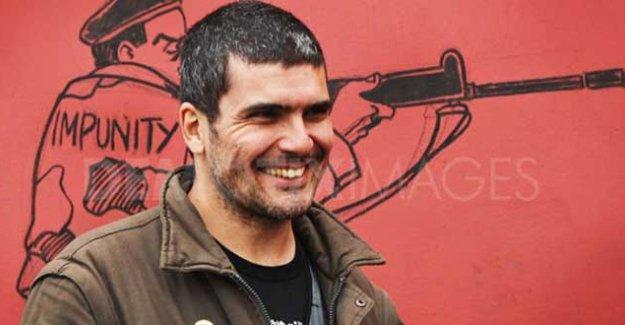 Latuff: Türkiye'de yaşasaydım hapse tıkılır ya da bir köşede kafama kurşun yerdim