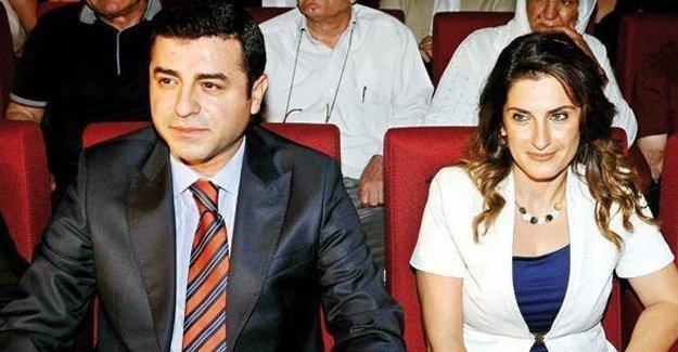 Demirtaş: Sare Davutoğlu'nun sessizliği bizi yaralıyor