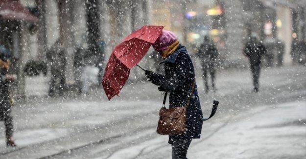 Meteoroloji'den yeni kar uyarısı