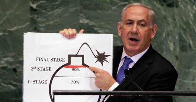 Netanyahu: İran Ortadoğu'da istikrarı sarsmaya devam ediyor