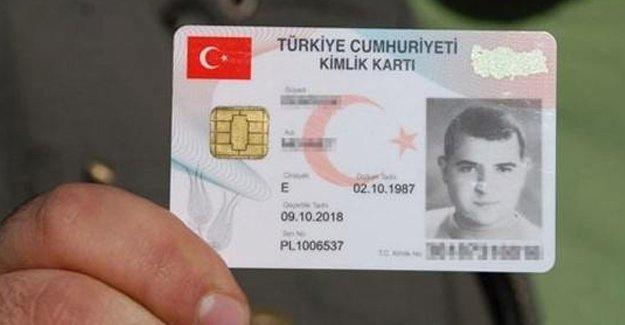 Yeni kimlik kartlarının dağıtım tarihi belli oldu