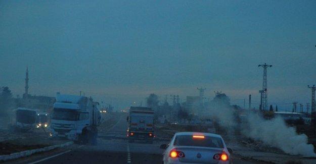 Nusaybin'de polis aracına bombalı saldırı: 9'u polis 10 yaralı