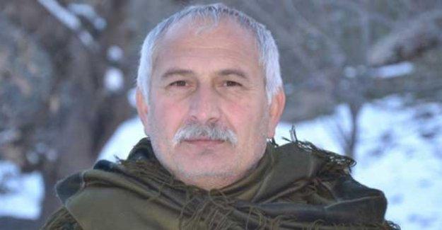 PKK yöneticisi Şerik: Savaşa gönderilen insanların çoğu yoksul Anadolu çocukları