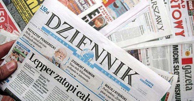"""Polonya'ya """"basın özgürlüğü"""" yaptırımı"""