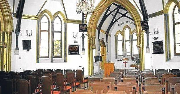 Protestan Kilisesi'nin 2015 raporu