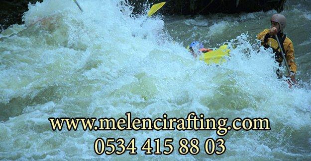 Rafting Sporu ve Melen Çayı Rafting Parkuru