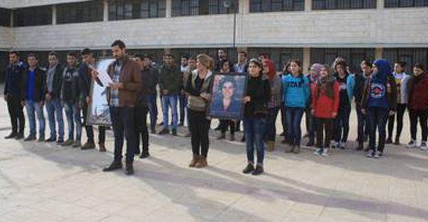 Rojava'dan akademisyenlere destek