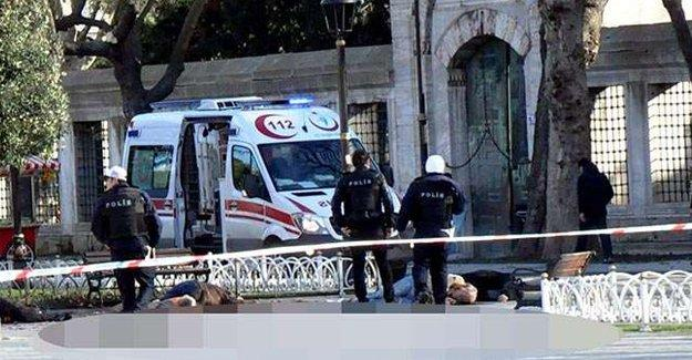 Sultanahmet'te hayatını kaybedenlerin cenazesi Almanya'ya gönderildi