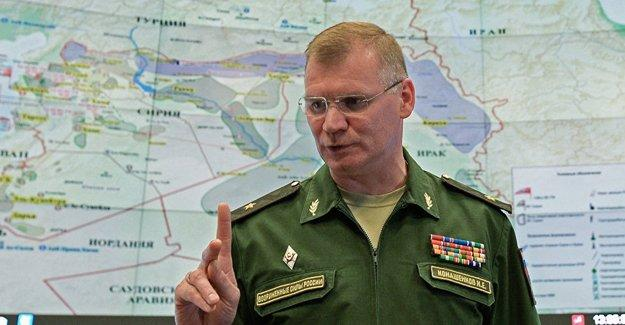 Rusya, Kamışlo iddialarını yalanladı
