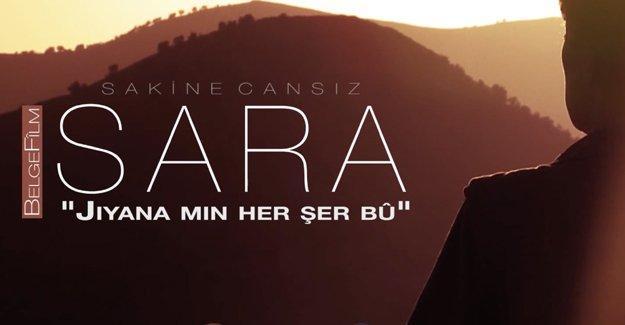 'Sara'nın belgeseli İstanbul'da seyirciyle buluştu