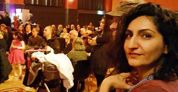 Sibel Arslan İsviçre'de 89 günde 80 habere konu oldu