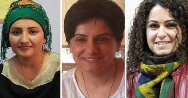Silopi'de üç kadın siyasetçi öldürüldü; Buldan, 'Paris katliamından farkı yok' dedi