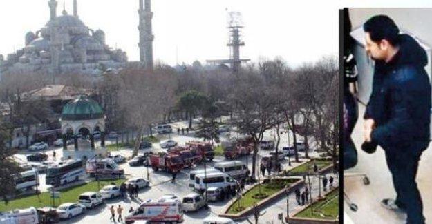 Sultanahmet bombacısının asıl hedefi Ankara'ymış