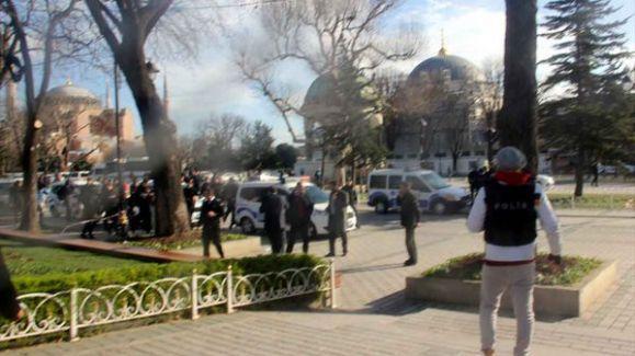 Sultanahmet'teki patlamaya ilişkin yayın yasağı getirildi