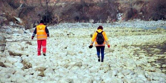 Tokat'ta kaybolan iki çocuğu bulmak için baraj suyu kesildi