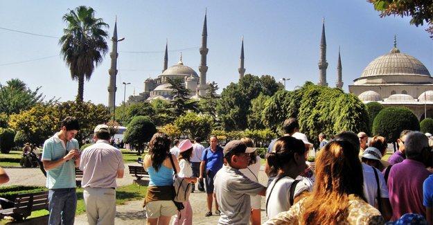 'Türkiye'nin turizm sektörü yeni şoklara hazırlanıyor'