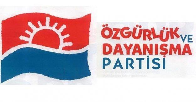 Uşak'ta ÖDP binasına saldırı düzenlendi