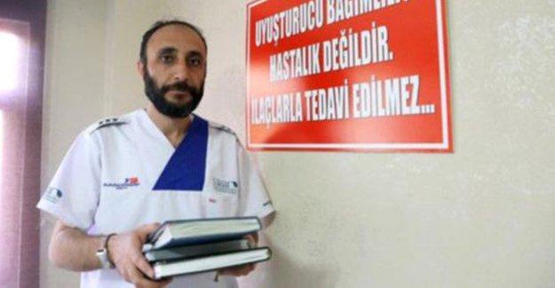 Uyuşturucuyla mücadele genel müdürü uyuşturucudan tutuklandı