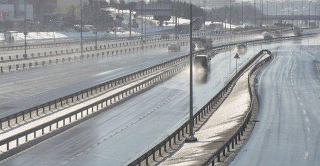 Yarın İstanbul'da bu yollar kapalı
