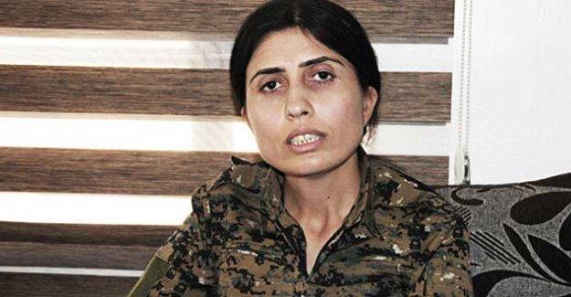 YPJ komutanı: Mücaledemizle dünya gördü ki kadınlar sonuna kadar direniyor