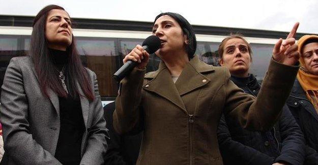Yüksekdağ: AKP, zulüm iktidarını sürdürmeye devam edemez
