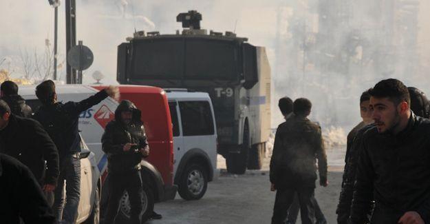 Yüksekova'da TOMA 65 yaşındaki Akdoğan'ı öldürdü